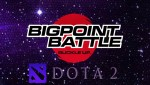 DotA 2 Team in the Bigpoint Battle Finals